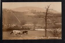 Tottington, Holly Mount - near Bury north of Bolton - real photographic postcard