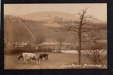 Tottington, Holly Mount - near Bury north of Bolton - real photographic postcard