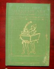 1939 Tales From Shakespeare Mary Lamb Charles Lamb Arthur Rackham