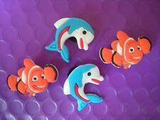 Jibbitz Croc Clog Shoe Charm Plug Embellishment Accessorie Bracelet Nemo Dolphin