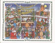 Belgium - Sheet - 1996 - COB 73** - SCOTT 1634 - Christmas and New Year - MNH -