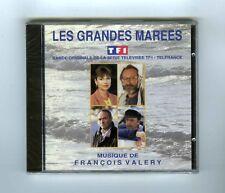 CD (NEW) OST T.V. SERIE LES GRANDES MAREES (FRANCOIS VALERY)