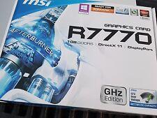 MSI Radeon HD 7770 DirectX 11 R7770-PMD1GD5 1GB 128-Bit GDDR5 PCI Express 3.0