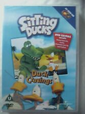 68519 DVD - Sitting Ducks Duck Cravings [NEW / SEALED]  2003  820 1798