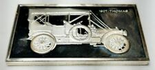 1974 STERLING SILVER FRANKLIN MINT CENTENNIAL CAR INGOT-1907 THOMAS-1.92 oz