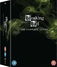 Breaking Bad Complete Series 1-6 DVD Box Set Season 1 2 3 4 5 6 Brand New Final