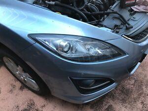 Mazda 6 TS2 2.0 Petrol Blue (07-12) Face-Lift *BREAKING* HeadLamp O/S DRIVER RH