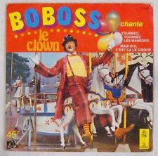 Boboss le Clown 45 tours 1979