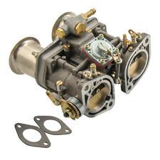 NEW 44 IDF 44IDF Carburetor with Air Horn for VW Fiat Porsche  Beetle Durable