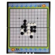 Gomoku Gobang Magnetic Playing Pieces Travel Board Game Set