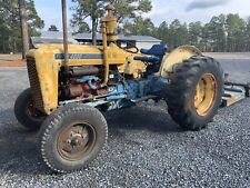 Ford 4000 Industrial Diesel Tractor