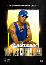 MASTER P MUSIC VIDEOS HIP HOP RAP DVD NO LIMIT UGK SCARFACE 2PAC MYSTIKAL SILKK