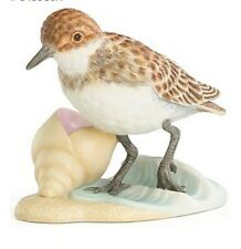 Lenox Sandpiper Bird on Beach Sand Figurine NEW IN BOX