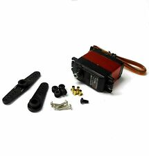GS-5515DTA 15kg Digital High Torque Throttle Steering RC Servo Titanium Gear