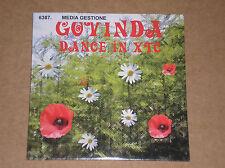 GOVINDA - DANCE IN XTC - CD SINGOLO PROMO