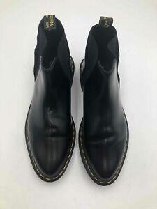 Dr. Martens Black Chelsea Boots - Size 10 Women's