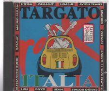 ROCK TARGATO ITALIA  LITFIBA USTMAMO LIGABUE KABALLA RATS GANG MAURO PAGANI CD