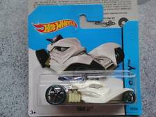 Hot Wheels 2014 #078/250 TOMBE VERS LE HAUT blanc HW CITY Lot G Neuf Fonte