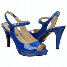 """Unisa Nacra open toe platform pumps 4 """" heels 6 Med NEW"""
