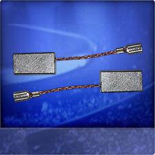 Kohlebürsten Motorkohlen für AEG XFSP 100 X, FSPE 100 A, FSP 100 XL , WS 500