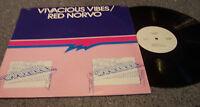 "Red Norvo ""Vivacious Vibes"" JAZZ LP"
