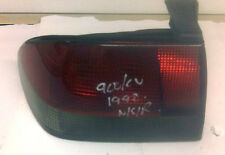 SAAB 900 Near Side Rear Tail Lamp Light Unit LEFT 1994 - 1998 4480794
