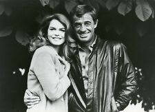 "JEAN-PAUL BELMONDO CYRIELLE CLAIR ""LE PROFESSIONNEL"" ORIGINAL VINTAGE PHOTO CM"