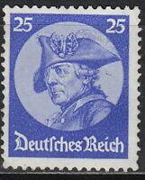 Stamp Germany Mi 481 Sc 400 1933 Reich War Potsdam Great Friedrich Prussia MH