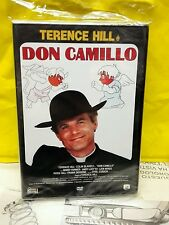 DON CAMILLO (1983) TERENCE HILL. DVD HOBBY& WORK nuovo