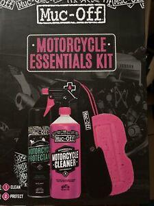 Muc-Off Motorcycle Motorbike Bike Starter Kit
