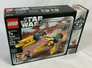 LEGO Anakin's Podracer - 20th Anniversary Ed Star Wars TM (75258) SEALED