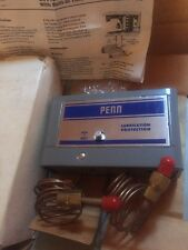 JOHNSON CONTROLS SERIES P45 OIL PROTECTION CONTROL w/ TIME DELAY SWITCH