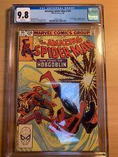 Amazing Spider-Man #239 CGC 9.8 - 2nd Hobgoblin - John Romita Jr. Cover Art