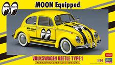 Hasegawa 20357 1/24 Model Car Kit Moon Equipped VW Volkswagen Beetle Type 1