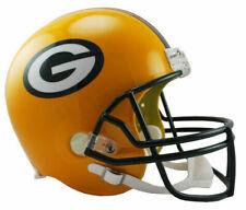 Green Bay Packers NFL Replica Mini Helmet W/ Z2b Face Mask Riddell 590127