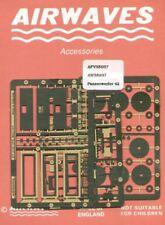 Airwaves 1/35 Pz.42 Opel Maultier etch set for Italeri kit # AEC35037