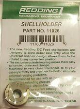11026 REDDING #26 SHELLHOLDER (8MM LEBEL +) - BRAND NEW - FREE SHIP