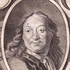 Portrait XVIIIe Bartholomeus van der Helst Haarlem Peintre Peinture Nederland