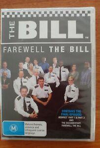 The Bill - Farewell The Bill DVD sealed brand new