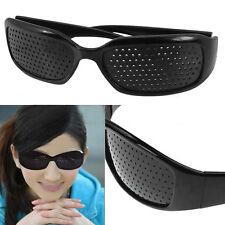Black Eyes Exercise Eyesight Vision Care Improve Glasses Natural Healing Eyecare
