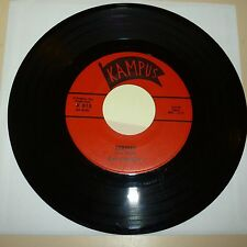 OKLAHOMA GARAGE 45 RPM RECORD - THE SKEPTICS - KAMPUS 815