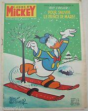 ¤ LE JOURNAL DE MICKEY n°973 ¤ 07/02/1971