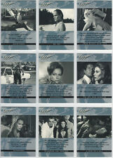 """James Bond The """"Quotable"""" Trading Card Base Set 100 Cards"""