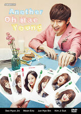 Another Miss Oh Korean Drama (4DVDs) Excellent English & Quality!