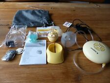 MEDELA SWING ELECTRIC BREAST PUMP + CARRY BAG + EXTRA ACCESSORIES