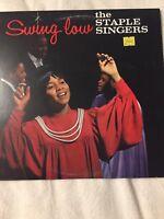 The Staple Singers, SWING LOW, VG++