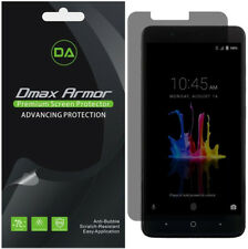 2-Pack Dmax Armor Privacy Anti-Spy Screen Protector for ZTE Blade Z MAX