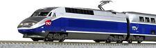 KATO 10-1529 TGV Réseau Duplex Echelle N Pack de 10 Voitures de Voyageur