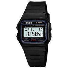 Casio F-91w Classic Digital Watch Alarm Chronograph Water Resistant 24hr