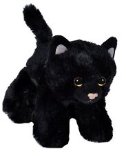 4432e91f25e Black Stuffed Toy Cat 18cm Wild Republic Kids Childrens Soft Cuddle Plush  Toys